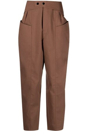 12 STOREEZ High-waisted trousers
