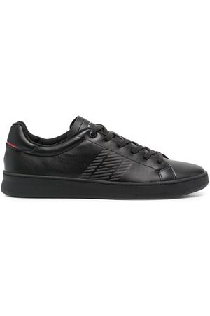 Tommy Hilfiger Men Sneakers - Retro tennis leather sneakers
