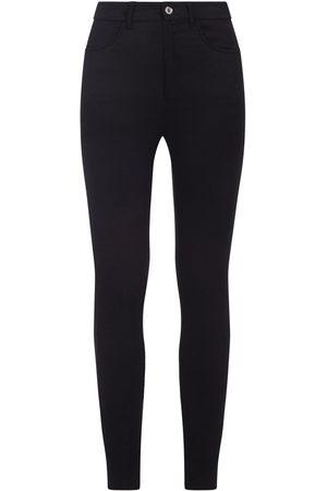 Dolce & Gabbana High-waist skinny fit trousers