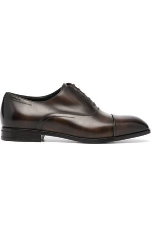 Bally Men Footwear - Lace-up leather oxford shoes