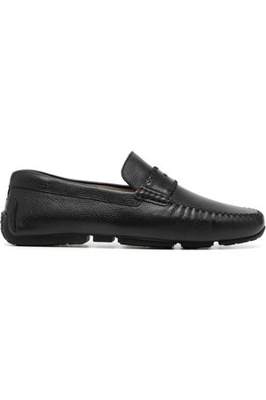 Bally Men Loafers - Paladin embossed leather loafers