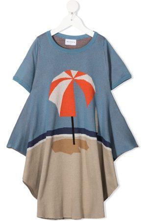 Wolf & Rita Girls Knitted Dresses - Renata beach knitted dress