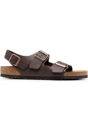 Birkenstock Men Sandals - Milano double-buckle sandals