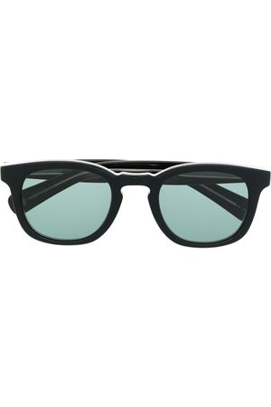 GARRETT LEIGHT Men Sunglasses - Kinney square-frame sunglasses