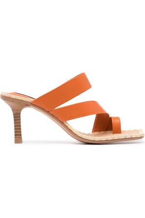 SENSO Women Toe Rings - Mandi toe-ring leather sandals