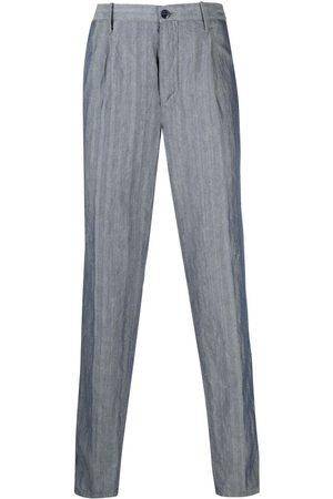 Incotex Elasticated-waist trousers