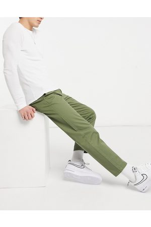 New Look Original fit chino trousers in khaki