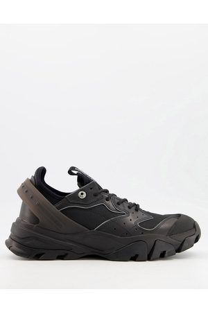 Calvin Klein Chunky trainers in triple