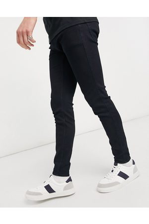 Hollister Super skinny fit jeans in overdye rinse