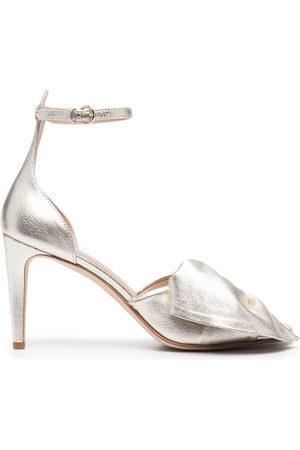 RED(V) Women Platform Sandals - 85mm bow-embellished sandals