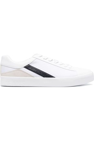 Calvin Klein Men Sneakers - Colour-block low-top sneakers