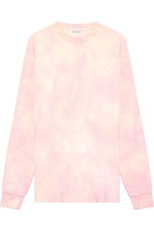 JOHN ELLIOTT Tie-dye crew neck sweatshirt