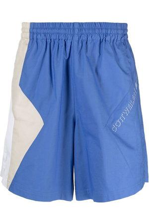 Reebok Shorts - Colour-block track shorts