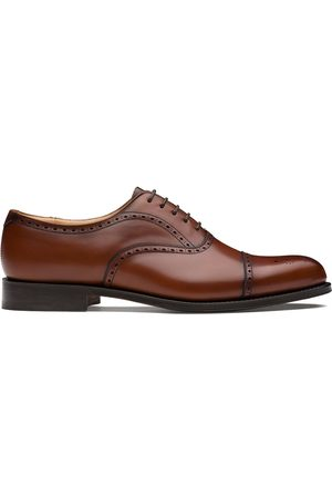 Church's Nevada leather Oxford brogues