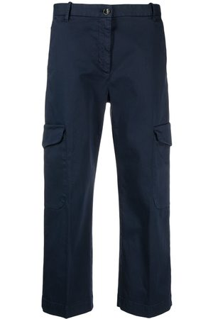 Nine In The Morning Cropped cargo trousers