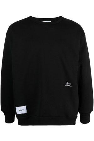 Wtaps Logo patch sweatshirt
