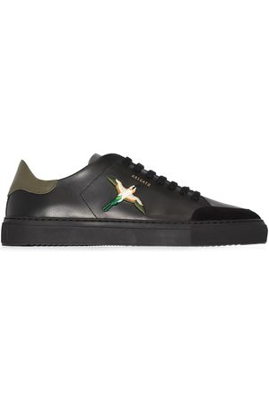 Axel Arigato Clean 90 bird-embroidered sneakers