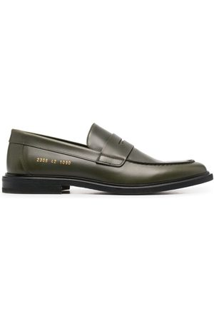 COMMON PROJECTS Slip-on leather loafers