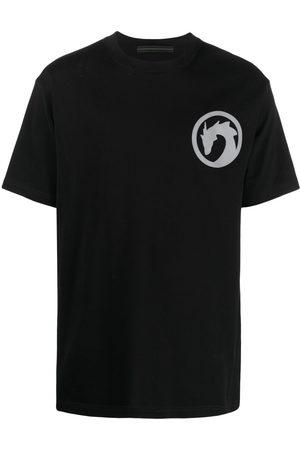 SANKUANZ Logo-print cotton T-shirt