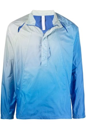 Reebok Gradient-effect lightweight jacket