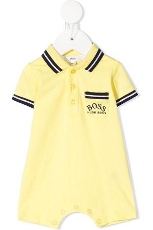 HUGO BOSS Rainwear - Logo-printed shorties