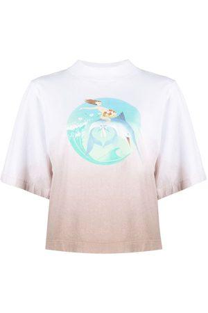 Palm Angels Fishing Club T-shirt