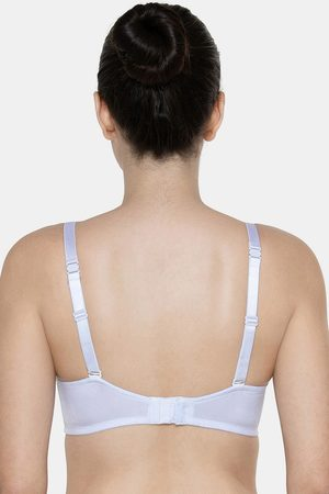 Triumph Women Padded Bras - Fancy T Shirt Bra Invisible Wired Padded Medium Coverage And Shapely Support Bra