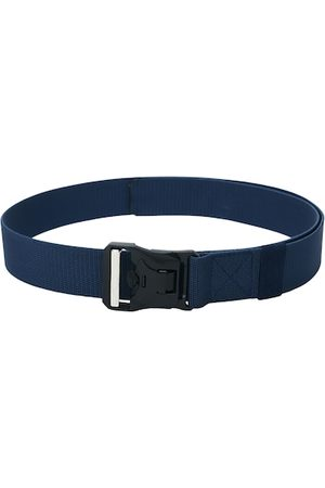 Kastner Men Blue Textured Belt