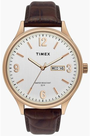 Timex Men Round Analog Watch - TWEG18402