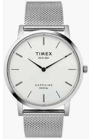 Timex Men Empera Mesh Strap Analog Wrist Watch-TWEG17410