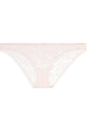 ERES Women Briefs - Auburn lace briefs