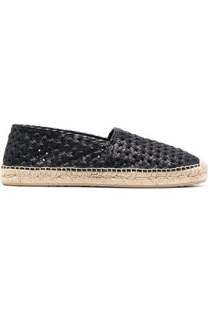 Dolce & Gabbana Men Casual Shoes - Woven espadrille shoes