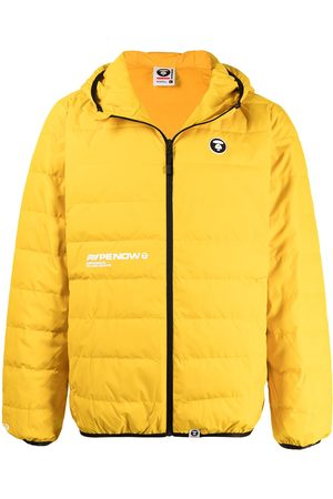 AAPE BY A BATHING APE Lightweight padded jacket