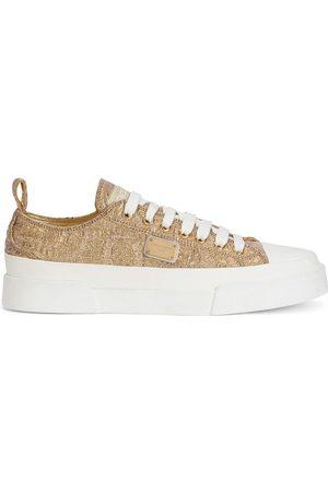 Dolce & Gabbana Brocade low-top sneakers