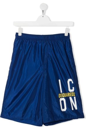Dsquared2 TEEN Icon-print shorts