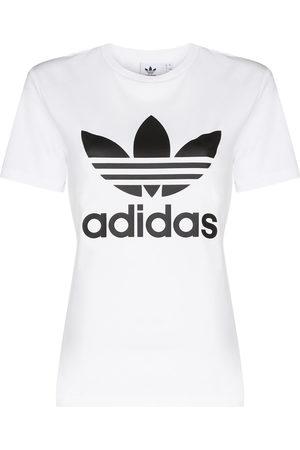 adidas Logo-print short-sleeve T-shirt