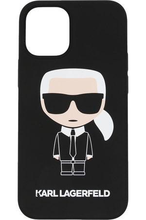 Karl Lagerfeld Ikonik iPhone 12 case