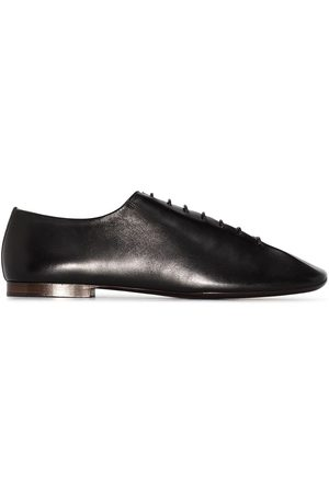 Kenneth Ize Square-toe lace-up shoes