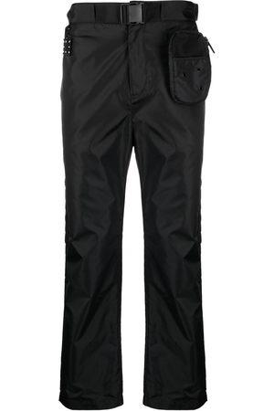 McQ High-shine trousers