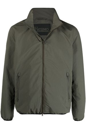 HERNO Men Jackets - High-neck zipped jacket