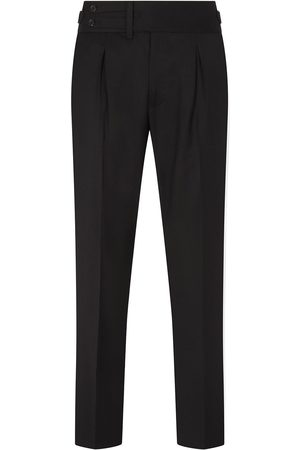 Dolce & Gabbana Pleat detail tailored trousers