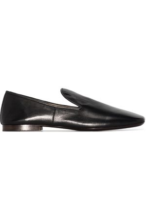 Kenneth Ize Square toe loafers