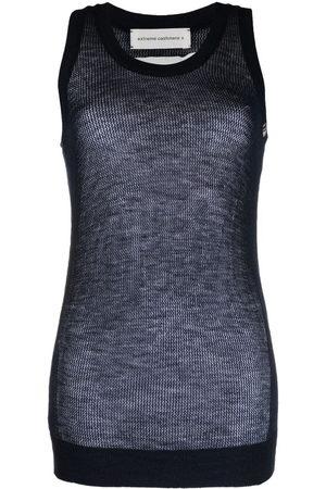 EXTREME CASHMERE Women Vests - No 173 Vincent knitted vest
