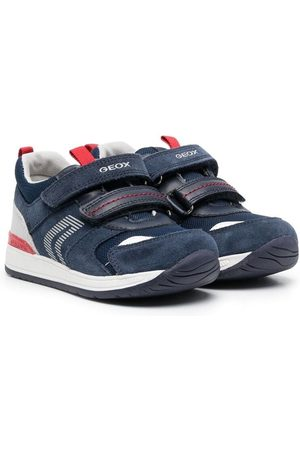 Geox Boys Sneakers - Rishon touch-strap sneakers