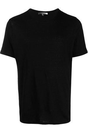 Isabel Marant Loose-fit linen T-shirt