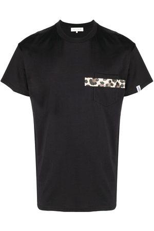 MACKINTOSH Men Short Sleeve - Horizontal-stripe T-shirt