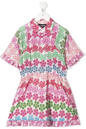 Dsquared2 Floral-print dress