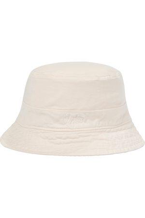 Il gufo Stretch-cotton bucket hat