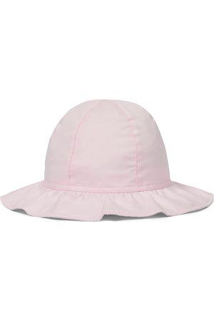 Il gufo Baby stretch-cotton hat
