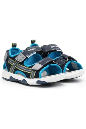 Geox Boys Sandals - Logo touch-strap sandals